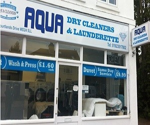 Aqua Dry Cleaners and Launderette