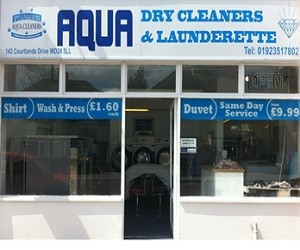 Dry Cleaning Watford